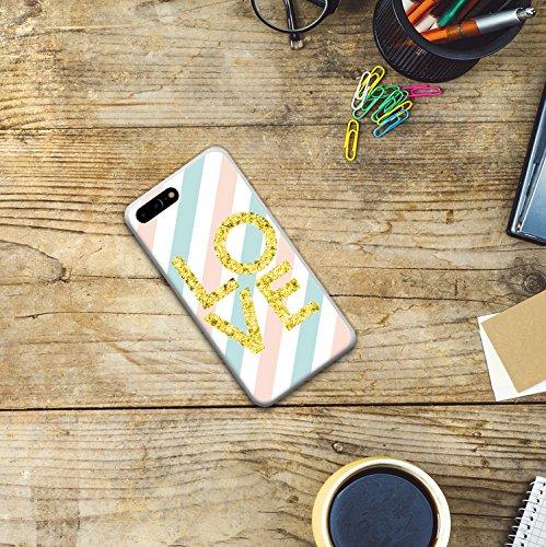 iPhone 7 Plus Hülle, WoowCase Handyhülle Silikon für [ iPhone 7 Plus ] Keep Calm and Be a Princess Handytasche Handy Cover Case Schutzhülle Flexible TPU - Transparent Housse Gel iPhone 7 Plus Transparent D0434
