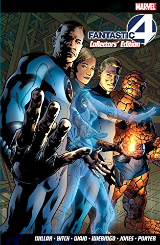 Fantastic Four Collectors' Edition Slipcase by Mark & Millar, Mark Waid (29-Apr-2010) Paperback
