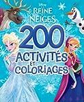 La Reine des Neiges , 200 ACTIVITES E...