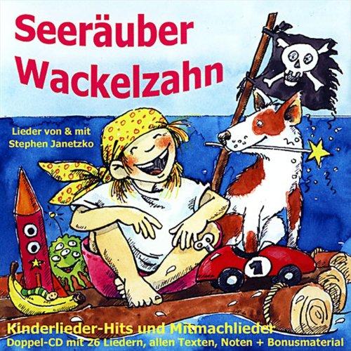 Seeräuber Wackelzahn von Stephen Janetzko bei Amazon Music