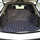 Car Boot Liners Seat Cover Large for Pet, HomeYoo Alfombrilla impermeable para perros para m...