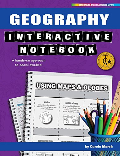 Geography Interactive Notebook: A Hands-On Approach to Social Studies! (Interactive Notebooks) por Carole Marsh