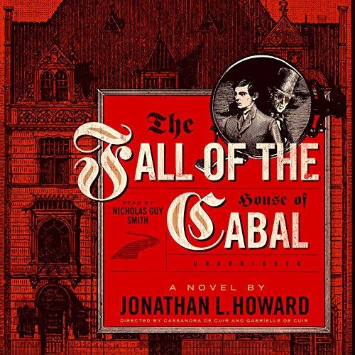 The Fall of the House of Cabal (Johannes Cabal Novels) Sony Mp3-fälle