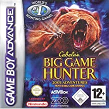 Cabela's Big Game Hunter 2005 Season (GBA) [import anglais]