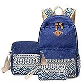 Best Disney Designer Diaper Bags - SIncek national wind three-piece Polka Dot bag shoulder Review
