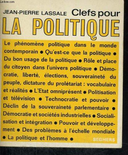 clefs-pour-la-politique-collection-clefs