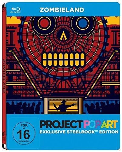 Zombieland – Steelbook [Alemania] [Blu-ray] 61dRwY4za7L