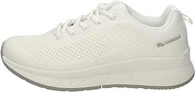 Lumberjack Fabric Sneaker Male Shoes White