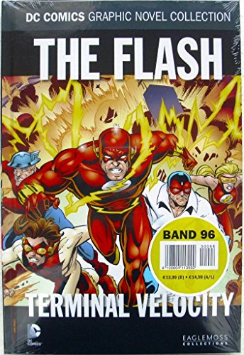 DC Comics Graphic Novel Collection 96: The Flash - Terminal - Nightwing Kostüm Rot