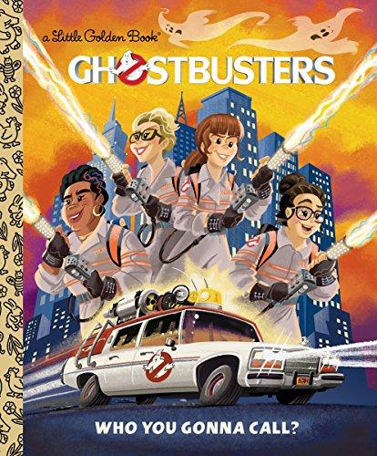 Ghostbusters (Golden Books) por John Sazaklis