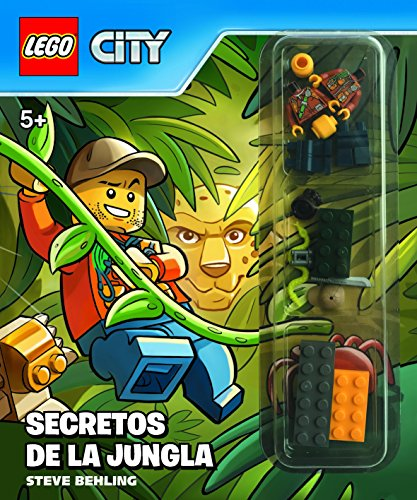 Lego City. Secretos de la jungla