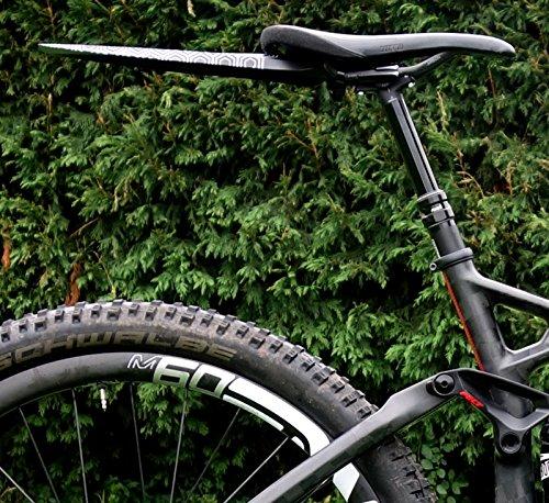 Ride Guard Front and Rear Schutzblech-Set Limette/Schwarz