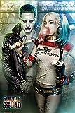 empireposter 744753Suicide Squad-Joker and Harley Quinn-Impression Affiche de Film, Papier, Multicolore, 91,5x 61x 0,14cm
