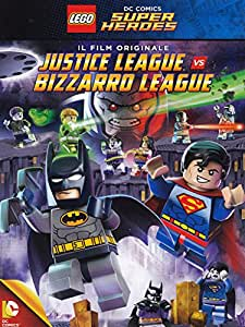 Lego: Dc - Justice League Contro Bizzarro League (DVD)