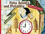 Fritz Schnitz und Potzblitz - Freiburg, Schwarzwald, Schwarzwald Urlaub, Titisee, Kuckucksuhr, black forrest, Freiburg, Breisgau, Bratwurst, Uhr, Zug, Bahn, Bahnbuch, Bahnhof,