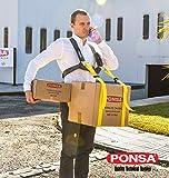 Ponsa. transportiert Hosenträgergurt Lasten ohne Hände Loading. 031302001001