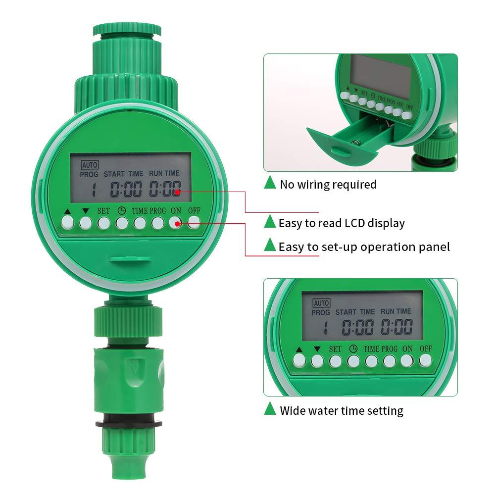 Fesjoy Computer Per Irrigazione Programmabile Tubo Timer