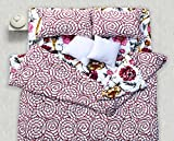 Best Simple Cotton Rounds - Story@Home Premium Soft and Light Weight Luxury Printed Review
