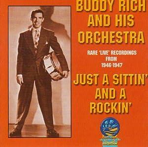 Buddy Rich -  Buddy Rich & His Orchestra