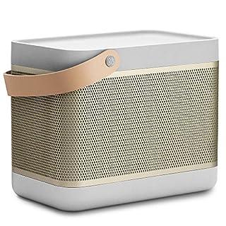 Bang & Olufsen Beolit 15 Bluetooth Lautsprecher (portabler, 24h Akku, 30 Watt) natural champagne