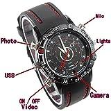 Spy Cameras Watch ,Paishida 32GB Memory Waterproof Watch HD Spy Camera Mini DV - Best Reviews Guide
