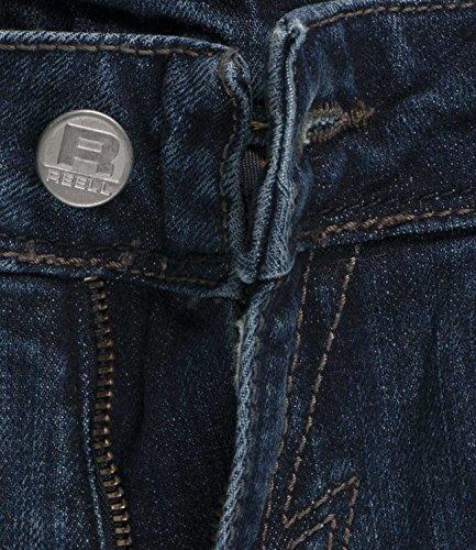 REELL Men Jeans Razor Artikel-Nr.1100 - 1005 Sapphire Blue
