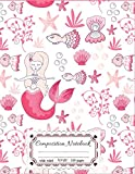 Best Creative Composition Notebooks - Composition Notebook: Pink Mermaid Composition & Creative Writing Review