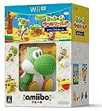 Yoshi Woolly World Bundle Green Yarn Yoshi amiibo - Wii U (Japanese version) by Nintendo
