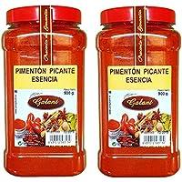Galant - Pimentón Picante Esencia - Pack de 2 x 900 g