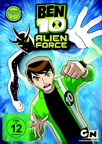 Ben 10: Alien Force - Staffel 1, Vol. 3