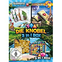 Die Knobel 3 in 1 Box (PC)
