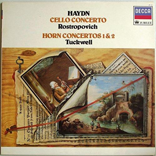 Haydn: Cello Concerto / Horn Concerto No 1 & No 2