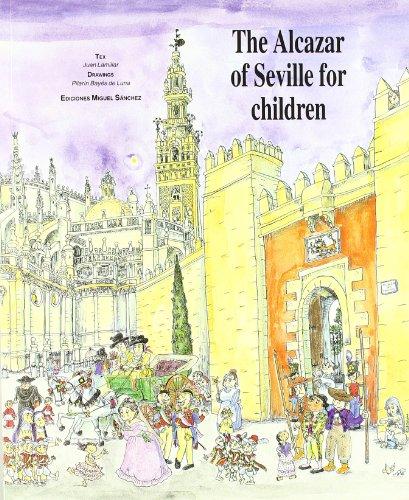 The Alcazar of Seville for children