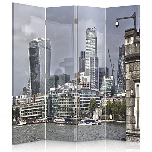Feeby Frames Biombo Impreso Sobre Lona