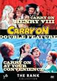 CARRY ON HENRY VIII/CARRY ON AT YOUR
