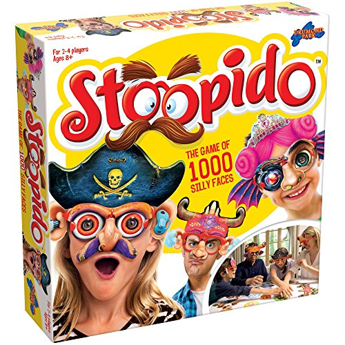 Drumond Park 1960 Game Stoopido Spiel, Mehrfarbig