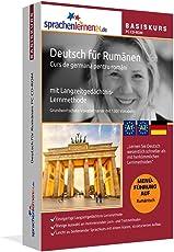 Deutsch lernen für Rumänen - Basiskurs zum Deutschlernen mit Menüführung auf Rumänisch