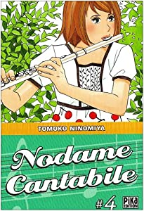 Nodame Cantabile Edition simple Tome 4