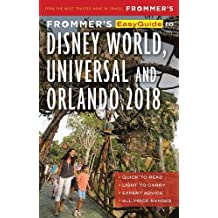 Frommer's EasyGuide to Disney World, Universal and Orlando 2 (Easyguides)