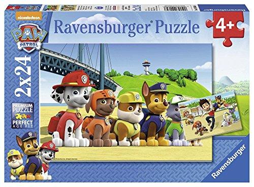 Ravensburger 09064 - Heldenhafte Hunde (Patrol Paw Spiel)