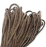 HAND® Metallic Bronze Zopfbesatz - 10 mm breit x 9 Meter