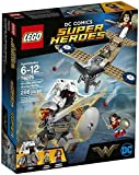 #1: Lego Wonder Woman Warrior Battle, Multi Color