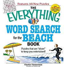 "The Everything Word Search for the Beach Book: Puzzles that are ""shore"" to keep you entertained! (Everything Puzzle Books)"