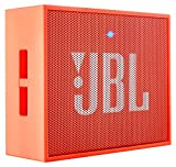 #7: JBL GO Portable Wireless Bluetooth Speaker (Orange)
