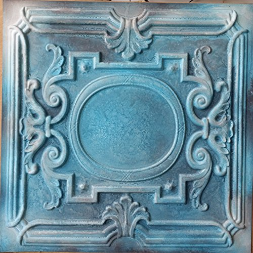 pl15-simili-boite-peinte-marron-vieilli-bleu-dalles-de-plafond-en-relief-cafe-pub-shop-art-decoratio