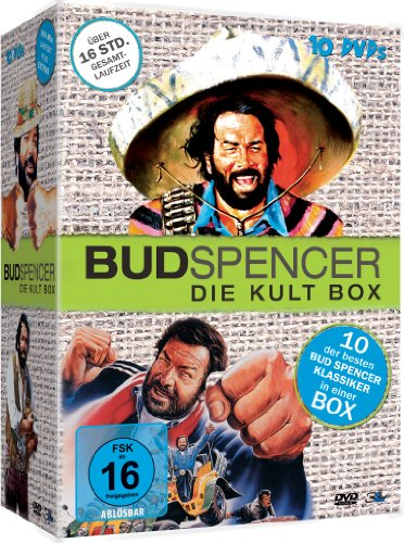 Bud Spencer - Die Kult Box [10 DVDs]