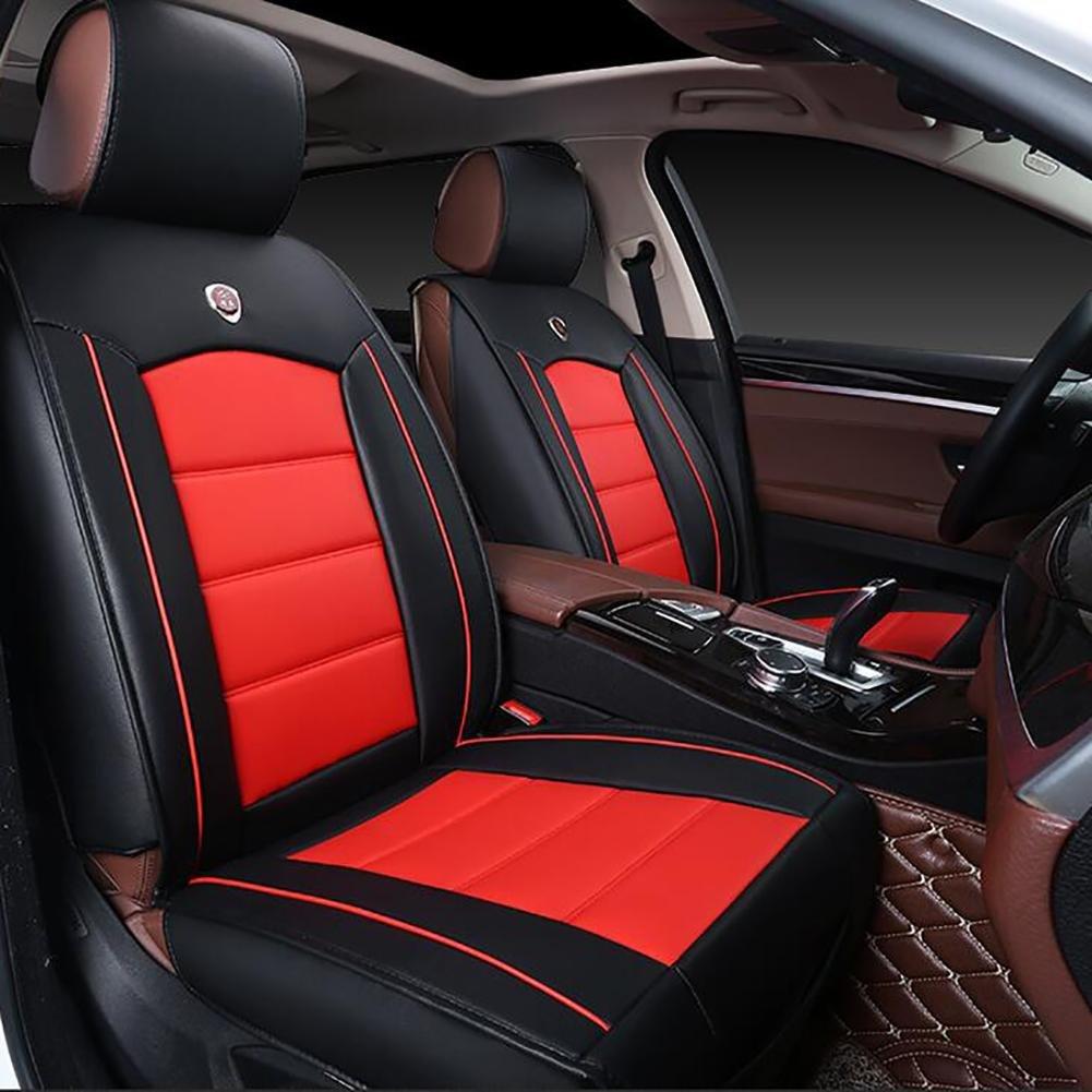 MIAO Coprisedili per seggiolini auto, sedili per auto sportivi Four Seasons sportivi, coprisedile tr