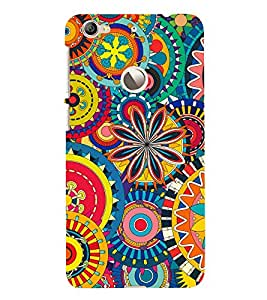 Ethic pattern Back Case Cover for Letv Le 1S