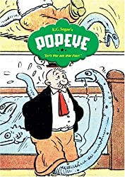 [Popeye: Let's You and Him Fight! v. 3] [by: E.C. Segar]