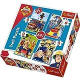 """Puzzle - """"4in1"""" - Sam's team"""
